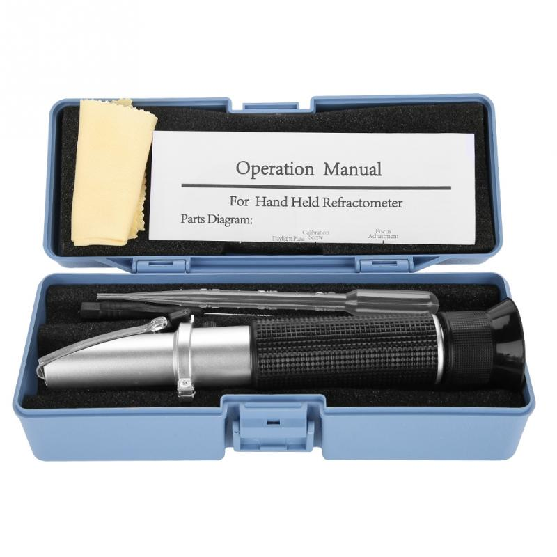 Refractometer Beekeeping-Tools Measuring-Range Bee-Rearing Honey-Detection For Hand-Held