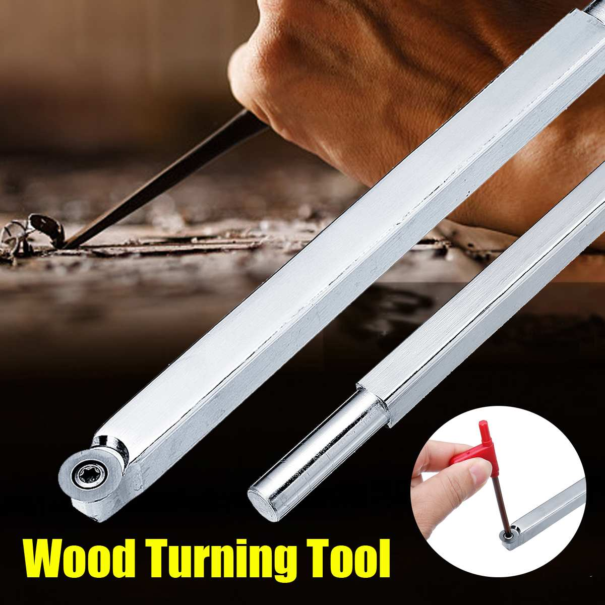 Wood Turning Tool Chisel  Carbide Tip Lathe Tool Insert Cutter Handle Woodworking Tool DIY Wood Rotary Cutter Round CutterWood Turning Tool Chisel  Carbide Tip Lathe Tool Insert Cutter Handle Woodworking Tool DIY Wood Rotary Cutter Round Cutter