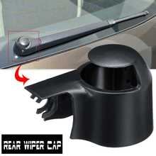 Janela Traseira do carro Windshield Windscreen Limpador Braço Tampa de Cobertura Se Encaixa Para Vw Transporter T5(China)