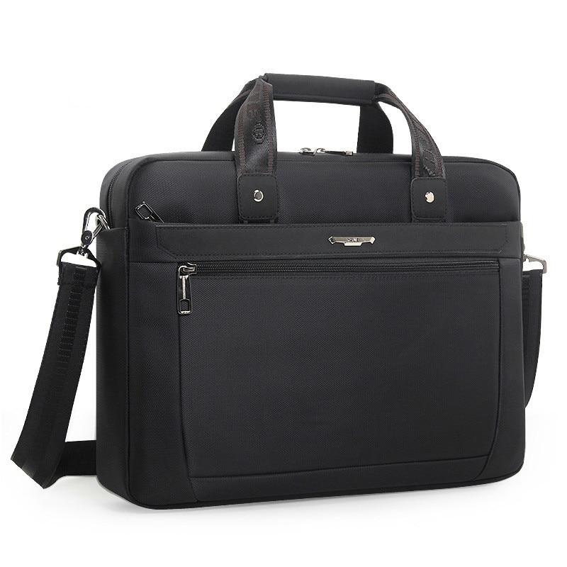 Men Nylon Briefcases Women Messenger Computer Mens Bag Laptops Bags Male Office Bag For Business Briefcase Bandolera Hombre 2020