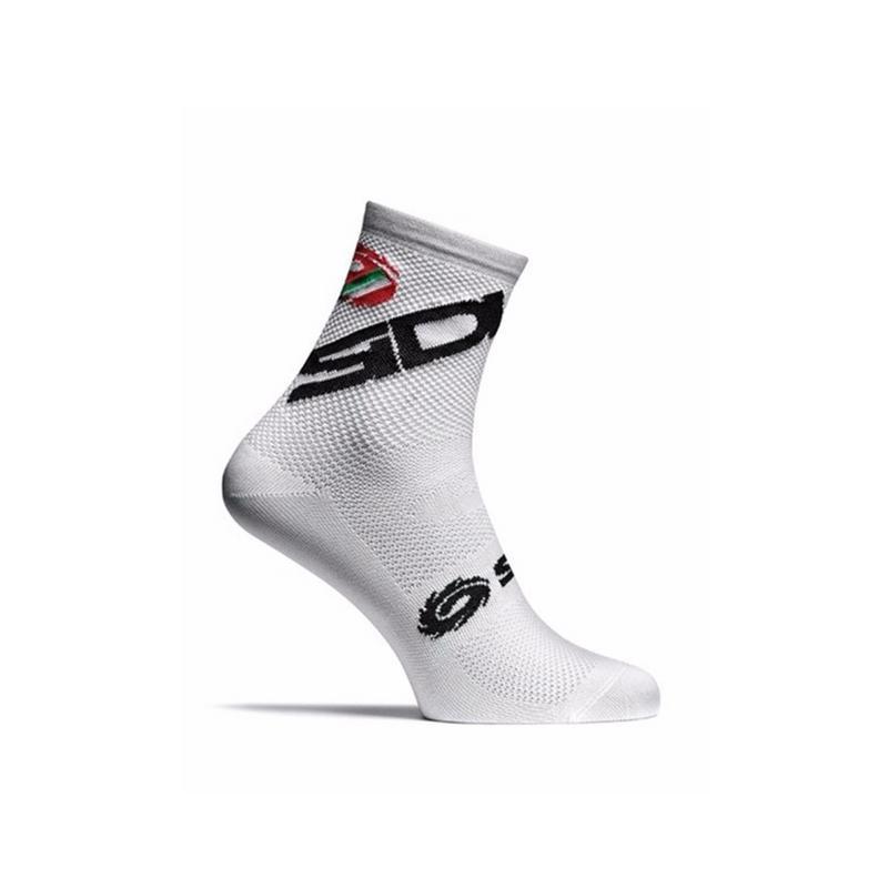 2019 New Cycling Socks Men Sports Outdoor Black White Breathable Road Bikes Socks Cycling Breathable Basketball Running Football
