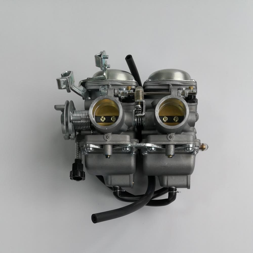26mm Twin Carburetor for Motorcycle Rebel CA250 CMX250 CMX250C Vento Barracuda 250 KEEWAY Supertiger Jinlun Texan