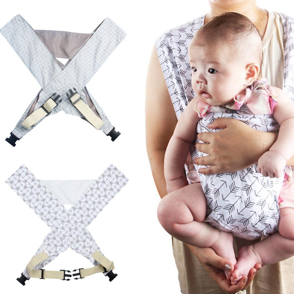 Front-Hold-Carrier Children Protect Adjustable Baby For Four-Seasons Strap Safe Multi-Function