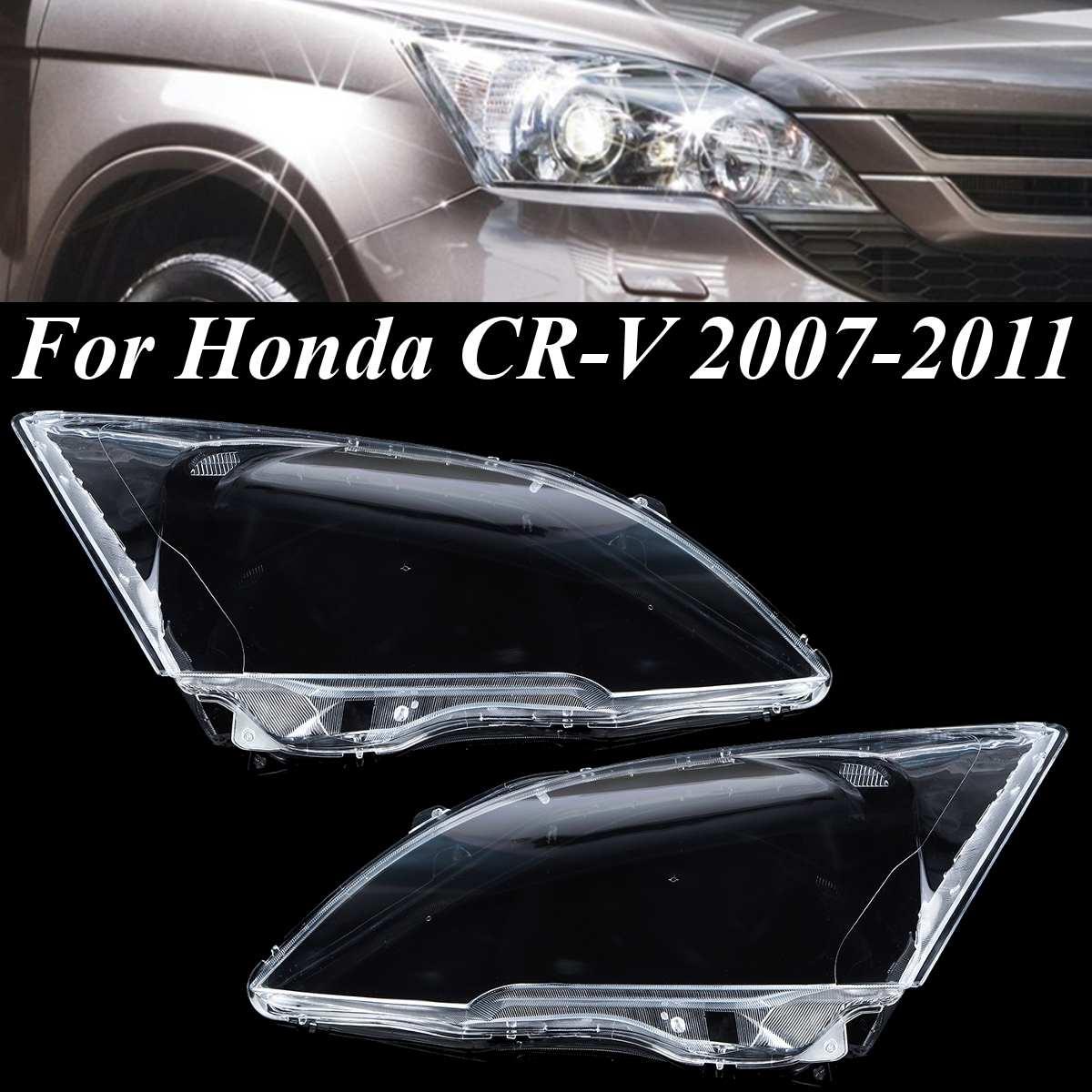 For Honda CR-V 2007-2011 Front Fog Light H11 Xenon Headlight Bulbs Pair Lamp
