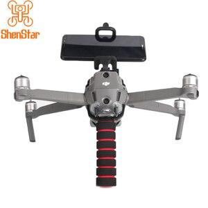 Image 5 - Drone Modified Kit Handheld Gimbal Stabilizer Vertical Shooting Phone / Remote Clip Holder Bracket for DJI MAVIC 2 PRO Zoom PTZ