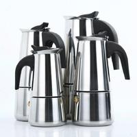 ماكينة صنع قهوة اسبريسو من موكا فلتر مسطح لاتيه بيانو كوتورا فيلترو ماكينة القهوة ماكينة القهوة كافيتيير