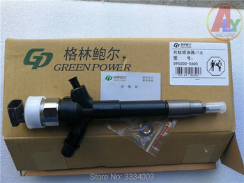 High Quality 1465A041 1465A257 Common Rail Fuel Injector 095000-5600