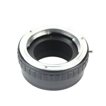 BGNING Cámara anillo adaptador de lente de Rollei QBM lente de montaje a FX para Fujifilm FUJI X-Pro1 X-E2 X-T1 adaptador de lente QBM-FX