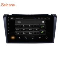 Seicane Android 8.1 9 Inch 2Din Car Radio Quad Core HD 1024*600 GPS Multimedia Player For Mazda 3 2004 2005 2006 2007 2008 2009