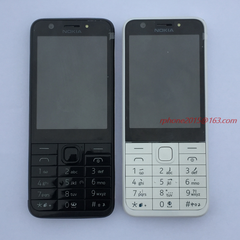 Unlocked Original NOKIA 230 Dual-Sim Version Phone GSM Good Quality Refurbished Mobile Phone& Hebrew Arabic Russian Keyboard(China)