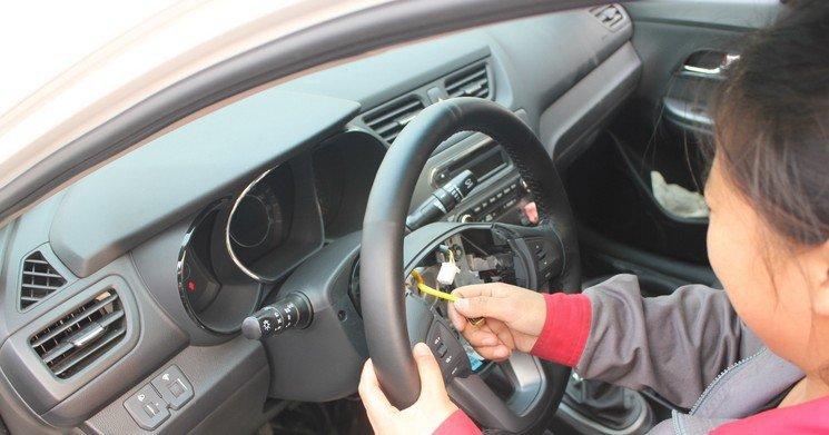 AOSRRUN, руль, аудио канал, кнопка управления, автомобильные аксессуары для 2010 2011 2012 2013 KIA Rio K2, седан, хэтчбек