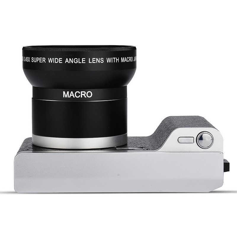 X8 4 дюйма ультра Hd Ips пресс-экран 24 млн пикселей мини одна камера Slr цифровая камера