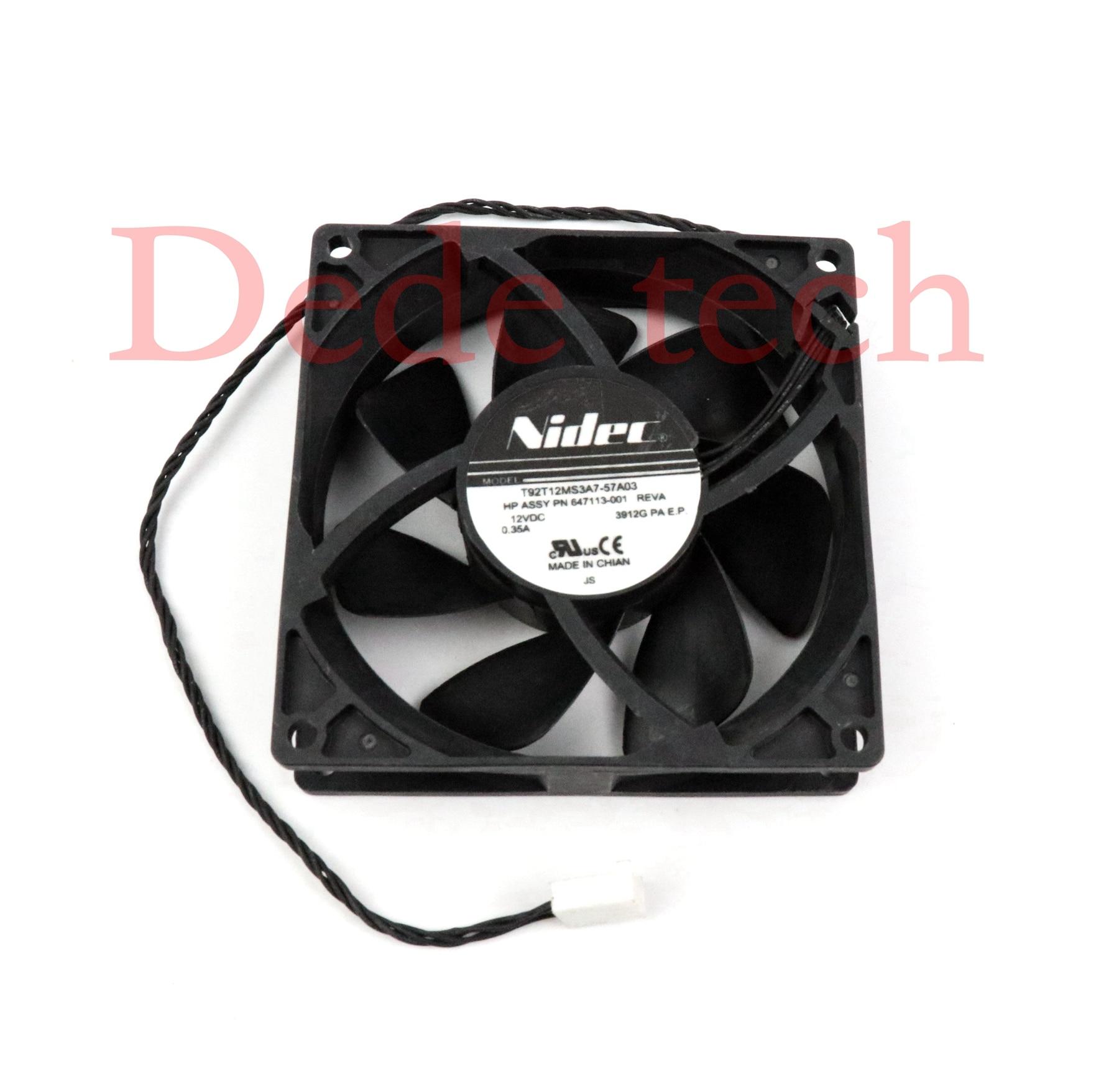 CPU Cooling Fan 647113-001 749598-001 782506-001 For HP Z840 Z820 US Seller