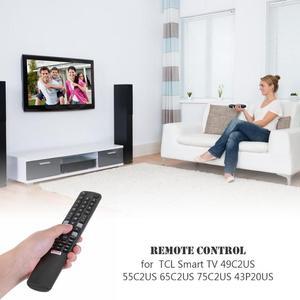 Image 3 - Télécommande ARC802N YUI1 pour TCL remplacé Smart TV télécommande ARC802N YUI1 pour TCL 49C2US 55C2US 65C2US 75C2US 43P20US