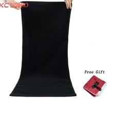 1 шт. хлопок черный 34*70 см полотенце для лица 70*140 см банное полотенце подарок полотенце милый кот печать 25*48 см детское полотенце для лица бесплатно
