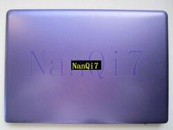 Новая Оригинальная задняя крышка ЖК-дисплея в сборе, фиолетовая для ASUS X402 X402C A 13NB0094AP0121