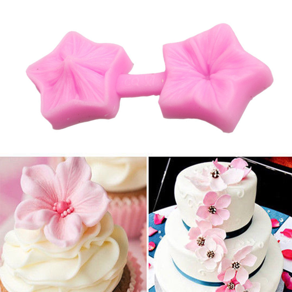3D butterfly cake chocolate embossing printing DIY cake decorating baking tool