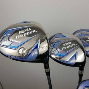 Image 3 - Nieuwe Vrouwen Honma Golf Club Honma Bezeal 525 Golf Complete Set Met Hout Putter Head Cover (Geen Zak) gratis Verzending