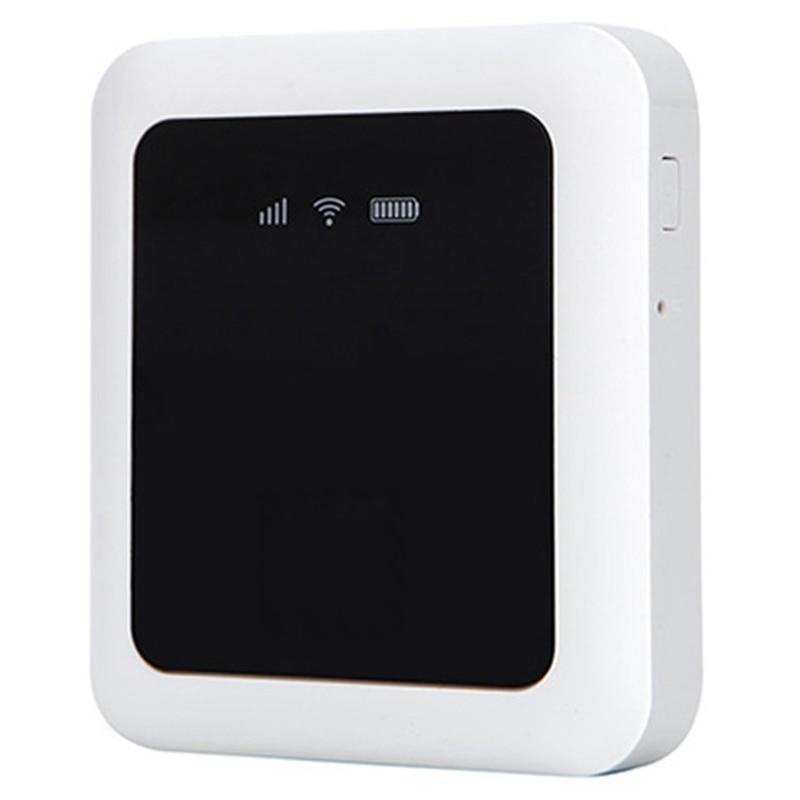 Portable Hotspot Mifi 4g USB Sans Fil Wifi Routeur Mobile Fdd Cat4 100 m Lte Et Sim Fente Pour Carte Réseau