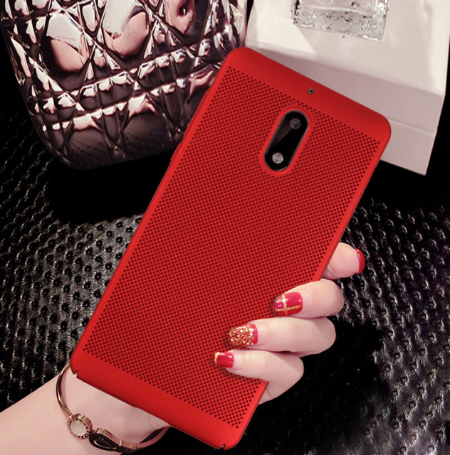 Aliexpress com : Buy Heat radiating Hard PC Back Cover For Nokia 6 2018 7  plus 1 5 1 3 1 2 1 9 8sirocco 8 7 6 5 3 2 Plastic Mobile Phone Cases Bag