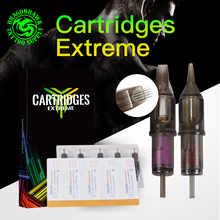 Newest Tattoo Cartridge Needles 100 Pcs for Machine Kit Tattoo Supply 100 pcs /lot - DISCOUNT ITEM  9% OFF All Category