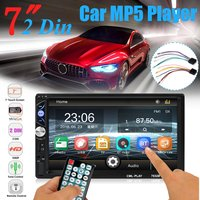 Universal 2din Android Car Multimedia Player Autoradio 2din Stereo 7 For Touch Screen Video TF USB FM MP5 Player Auto Radio