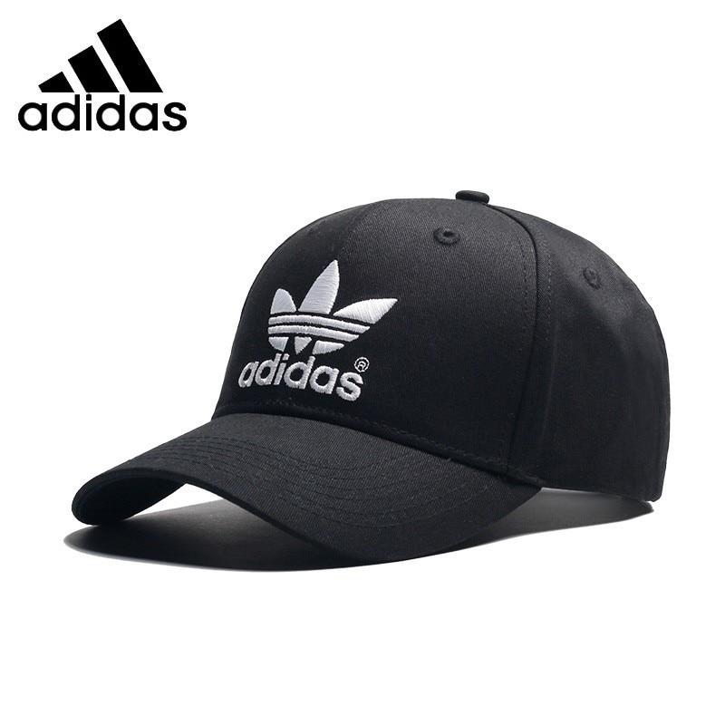 Adidas Running Hat Breathable Peaked Cap Outdoor Sport Sunshade Cap