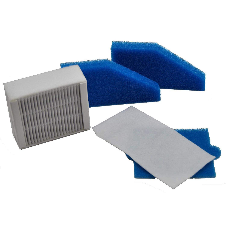 Набор фильтров для вшей подходит для пылесосов Thomas Aqua + Multi Clean X8 паркет, Aqua + Pet & family, Perfect Air Animal Pur