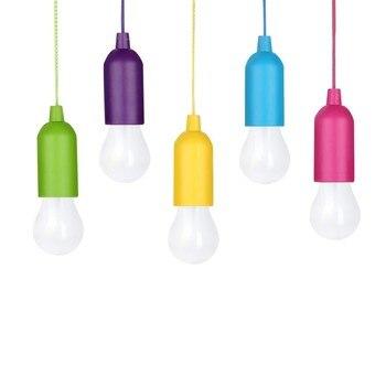 5 יחידות מנורת תלייה לקמפינג