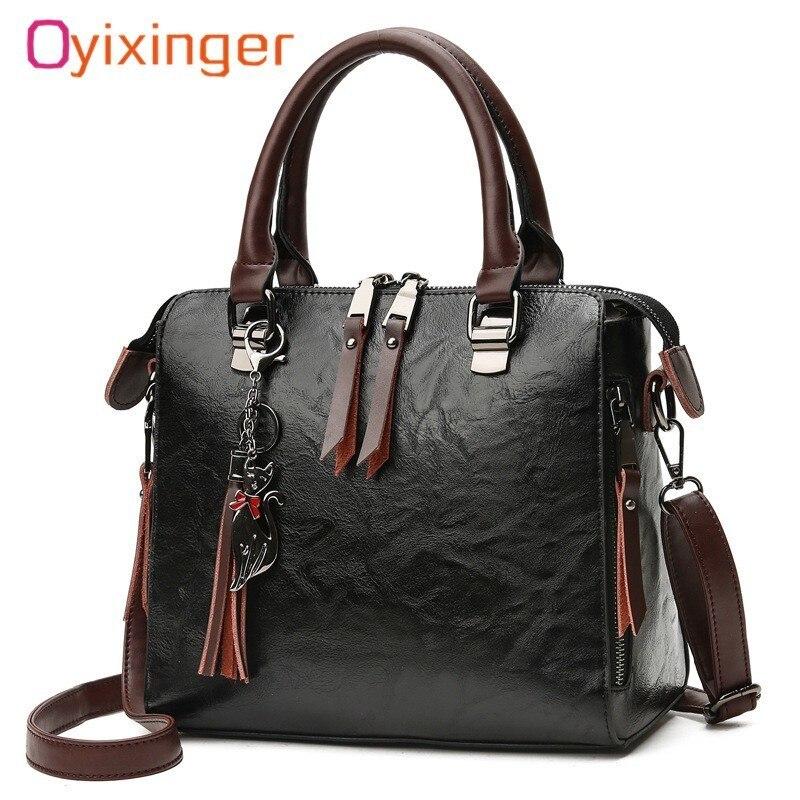 Fashion Women's Shoulder Bag Messenger Single Leisure Leather Handbags Women Crossbody Bags For Ma'am Handbag Bolsos Mujer Bolsa