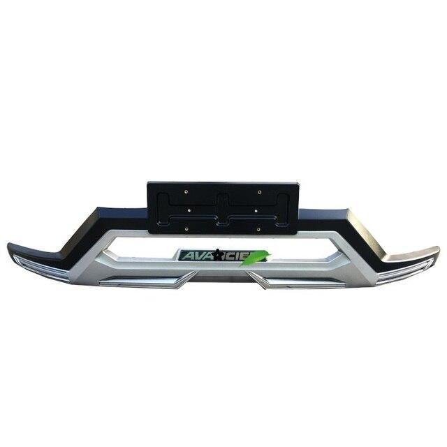 Rear Diffuser Front tuning Car Lip Auto Automobiles Modified Parts Mouldings Bumpers protector 16 17 18 FOR Honda Avancier
