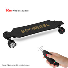 Koowheel Profesional Listrik Skateboard Mini Wireless Remote Controller 2nd Listrik Skateboard Kontrol Tangan(China)