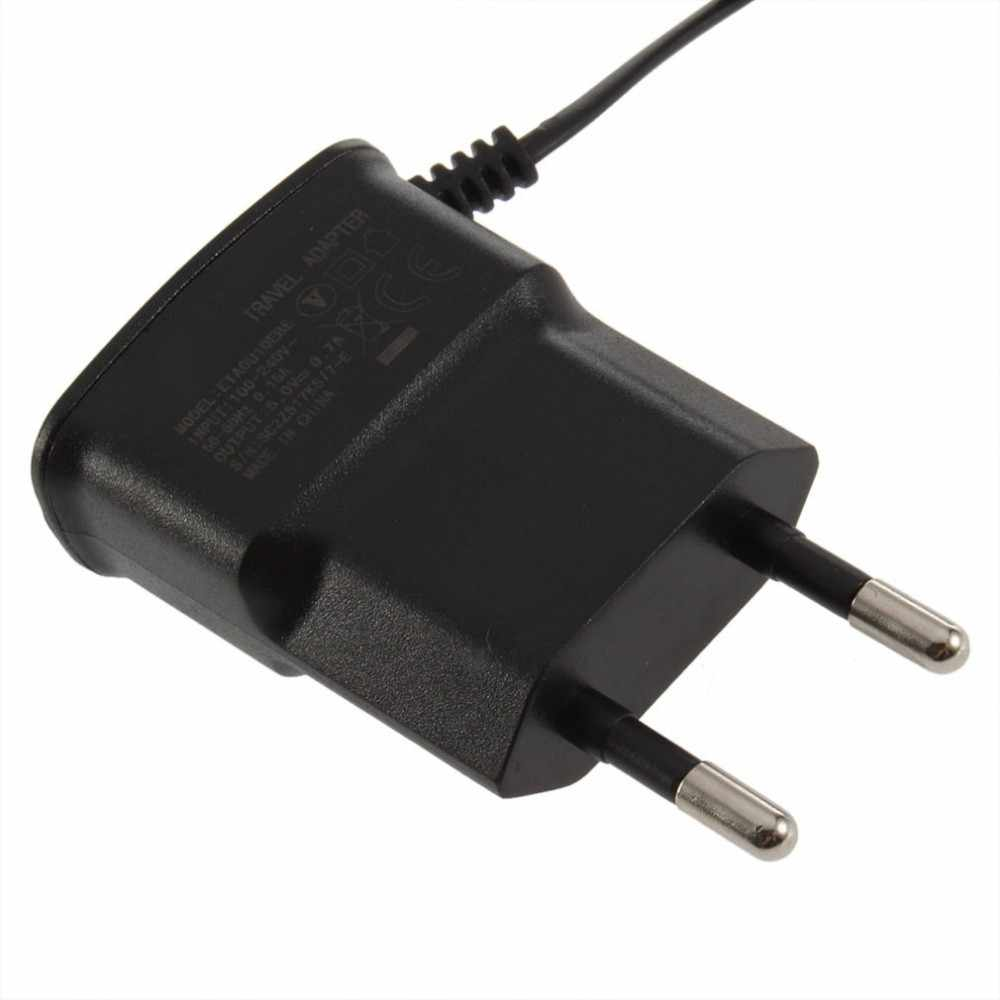 110V-240V 5V 0.7A Mobile Charger for Samsung for Galaxy S4 S3 S2 i9300 i9100 for Blackberry EU Micro USB Wall Charger Travel