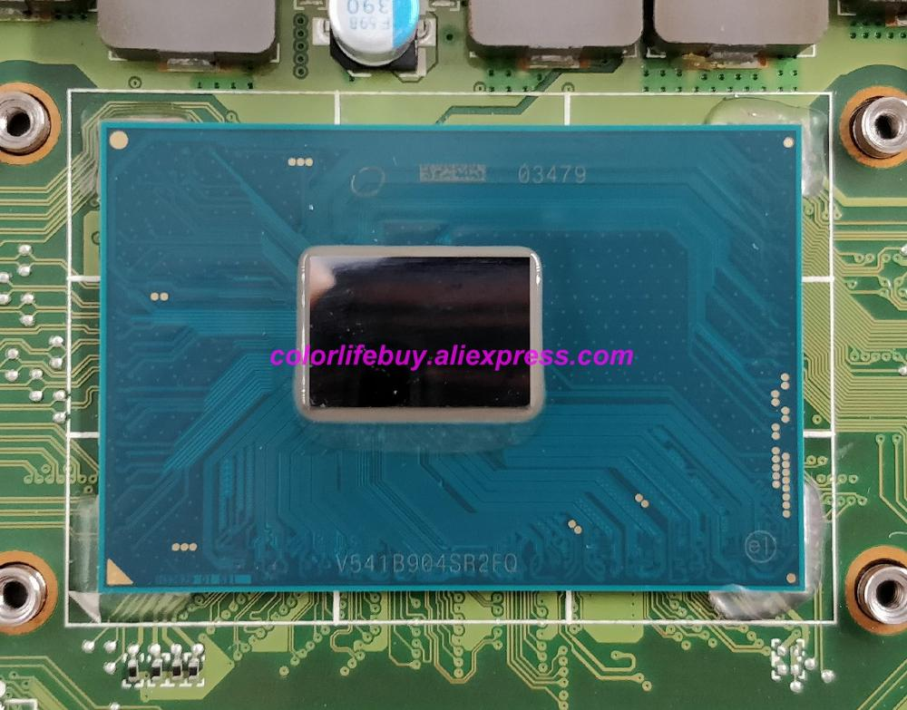 Image 3 - Genuine 840295 601 DAX1PDMB8E0 w i7 6700HQ CPU Laptop Motherboard Mainboard for HP 15 AK Series NoteBook PC-in Laptop Motherboard from Computer & Office