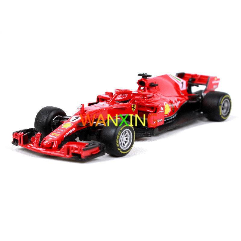 1/43 Proportional Model Alloy F1 Formula 1 Racing Toys For Children Diecasts Toy Vehicles Office Decoration Free Shipping