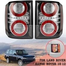 Для Land Rover Range Rover 2010 2011 2012 1 светодио дный пара светодиодные задние стоп лампы с лампой стайлинга автомобилей Замена