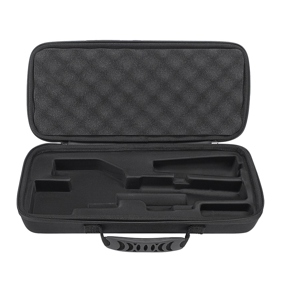 Hard Box Travel Carrying Shoulder Storage Case Bag For Zhiyun Smooth 4 Handheld Gimbal Stabilizer-Extra Room For AccessoriesHard Box Travel Carrying Shoulder Storage Case Bag For Zhiyun Smooth 4 Handheld Gimbal Stabilizer-Extra Room For Accessories