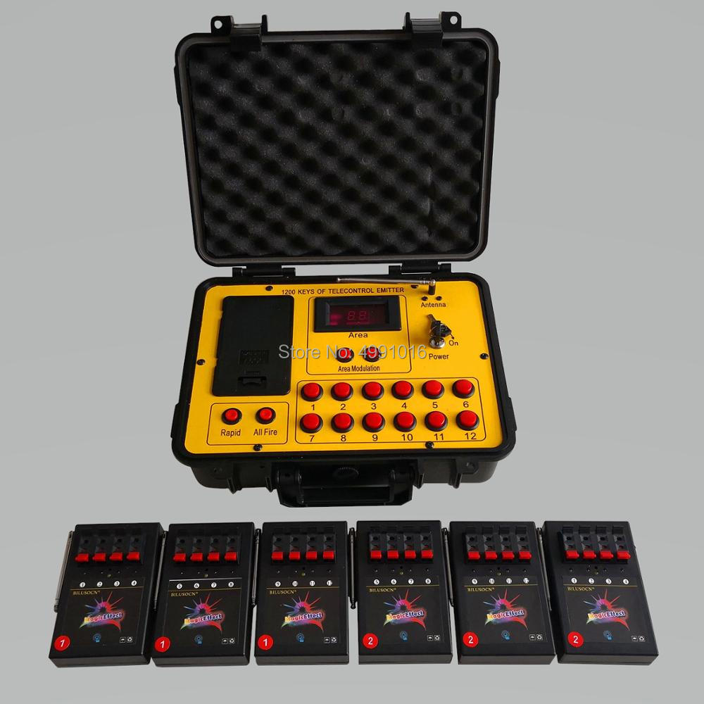 24 Cues Switch New Products Remote Stage DMX Stage Lingt Wedding Gift Fireworks Firing System