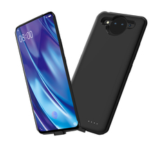 For Vivo NEX2 Battery Charger Case 5000mAh Extenal Power Bank Phone Case For Vivo NEX2 Battery Backup Power Protective Cover