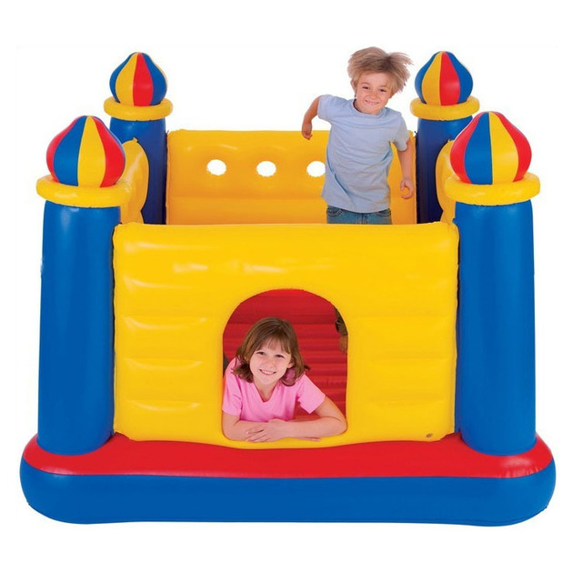 Hot Sale Cheap Children Bouncer Jumping Castle Puzzles Large Inflatable Toys