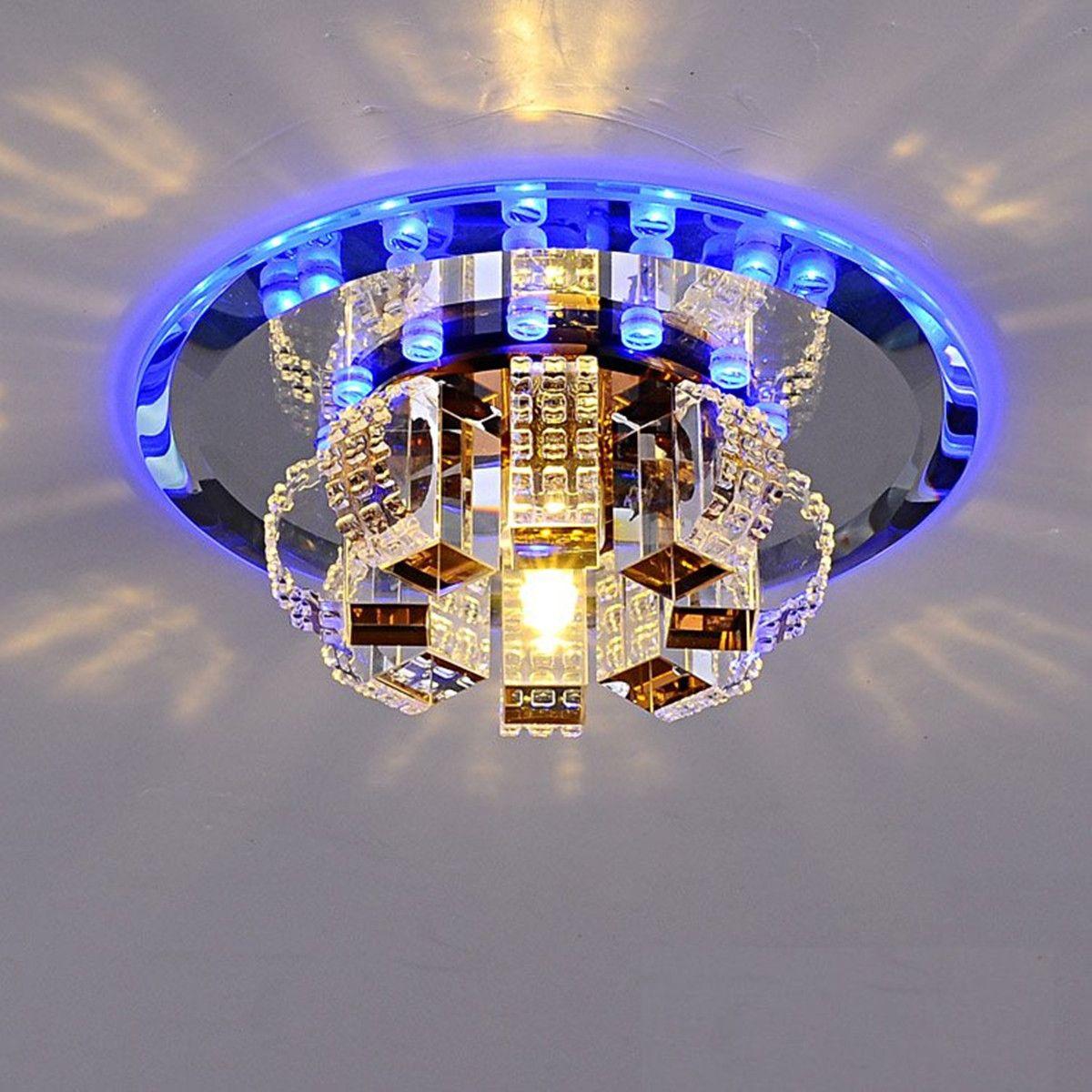 3W Modern Crystal LED Light Fixture Chandelier AC220-240V3W Modern Crystal LED Light Fixture Chandelier AC220-240V