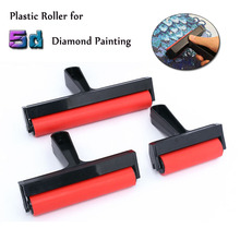 2019 5D Diamond Painting Accessories Plastic Roller Full Drill DIY Kits for Adults And Children 29