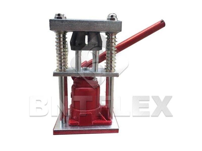 China lowest handheld portable hydraulic hose crimper machine