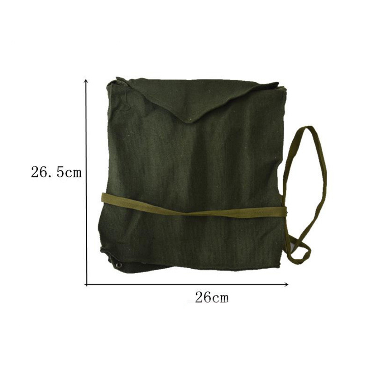 Camping & Hiking Ww2 Wwii Army Anti Gas Mask Iron Tank And Black Bag Picnic Bags
