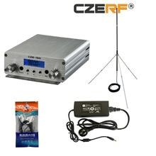 70-90 МГц CZE-15A 15 Вт радиовещательная Радиостанция FM передатчик, которые можно использовать в режиме Hands Free, используя открытый устройство для удаленного управления телефоном
