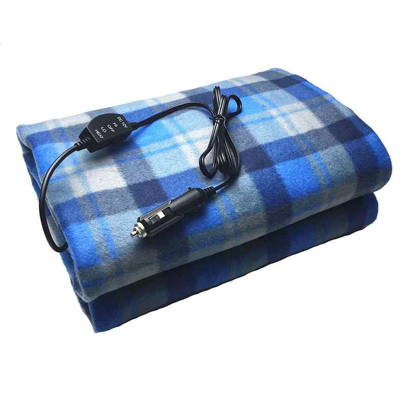 Car Electric Blanket 12v Heating Energy Saving Warm Carpets Heated Mat