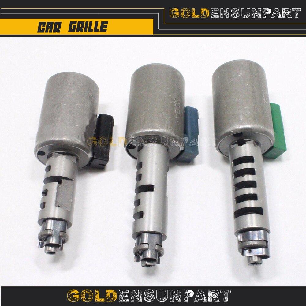 3 pièces Remises À Neuf AF33 Solénoïde Linéaire Kit AW55-50SN Pour GM Saab Opel Chevolet Volvo 99404