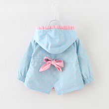 2019Baby Autumn Winter Little Clothing Hooded For Girl