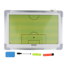 Premium Coaching Board- Magnetic Dry-Erase Clipboard for Football Coaching-Includes Magnets & Marker Eraser