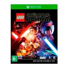Игра для Microsoft Xbox One LEGO Звездные войны: Пробуждение Силы, русские субтитры